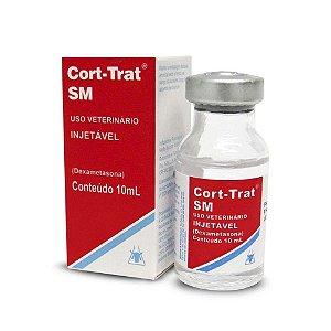 CORT-TRAT SM INJ. 10 ML