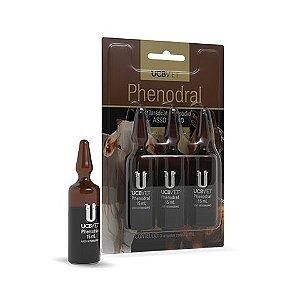 PHENODRAL 03 X 15 ML CARTELA