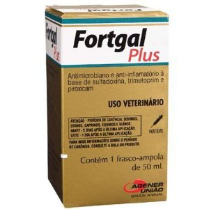 FORTGAL PLUS INJ. X 50 ML