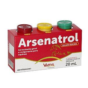 ARSENATROL 03X20 ML