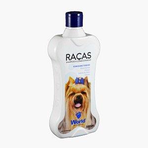 Shampoo Raças: Yorkshire Terrier