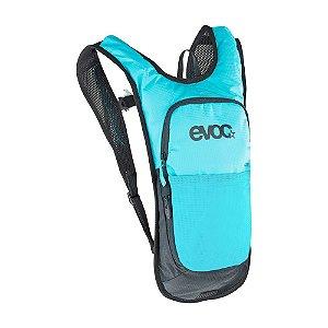 Mochila Cc 2 Litros + Bolsa de Hidratação 2 Litros Azul