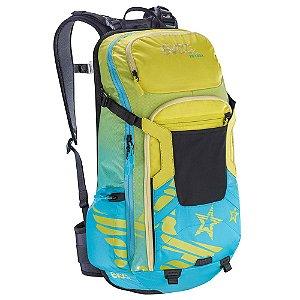 Mochila Fr Trail Women 20 Litros M/L Verde com Azul