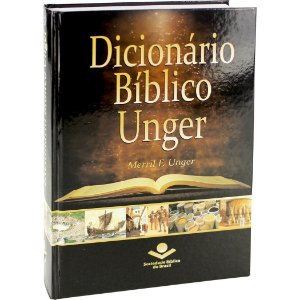 Dicionário Bíblico Unger - 1 unidade