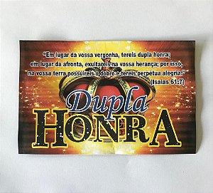 Envelope Dupla Honra - 100 un