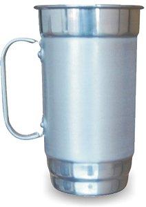 Caneca de chopp alumínio 500ml - Personalizada