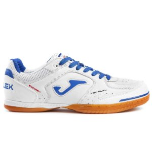TENIS DE FUTSAL JOMA TOP FLEX 602 - WHITE ROYAL