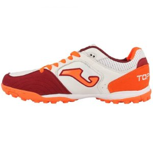 TENIS DE SOCIETY JOMA TOP FLEX TURF 817 - WHITE CORAL