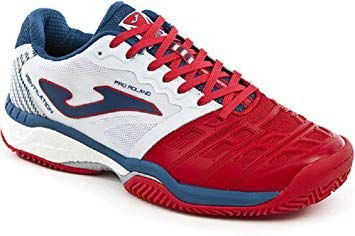 TENIS DE PADEL JOMA T.PRO ROLAND 806 - RED WHIT