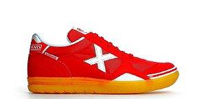 Tênis de Futsal Munich Gresca - Vermelho
