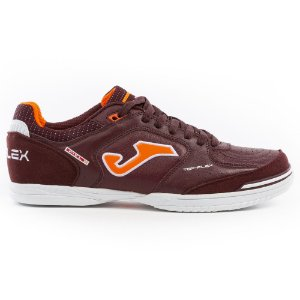TENIS DE FUTSAL JOMA TOP FLEX 906 - BORDÔ