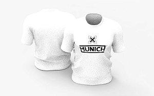 Camiseta Tradicional Munich - Branco