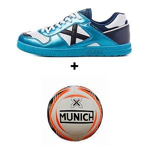 Kit Munich  Continental V2 + Bola Munich- Azul