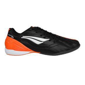 Tênis de Futsal Penalty Digital Pro XX - Preto / Laranja