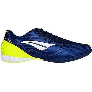 Tênis de Futsal Penalty Digital Pro XX - Azul / Amarelo