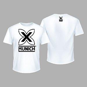 Camiseta Munich X - Branco