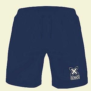 Shorts de Moleton Munich - Marinho
