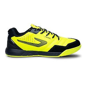 Tenis de Futsal Topper Dominator Pro III - AMARELO NEON