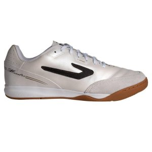 Tenis de Futsal Topper Maestro TD III-  Branco / Preto