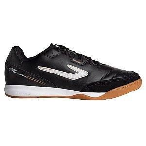 Tenis de Futsal Topper Maestro TD III -  Preto