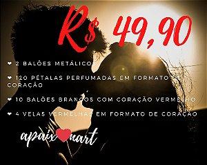 kit Romântico Enamorados :)