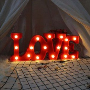Luminária Love :)