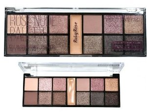 PALETA DE SOMBRAS POCKET KIT ROSE NUDE RUBY ROSE