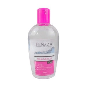 ÁGUA MICELAR 200 mL FENZZA MAKE UP