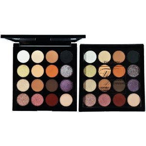 PALETA DE 15 SOMBRAS THE PEACH CREAM RUBY ROSE