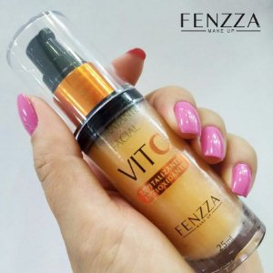 HIDRATANTE FACIAL VIT C FENZZA MAKE UP