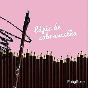 LÁPIS DELINEADOR DE SOBRANCELHAS RUBY ROSE