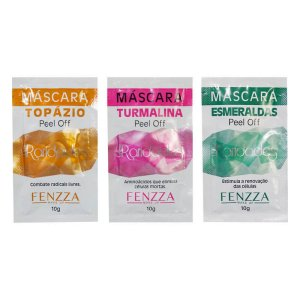 MÁSCARA FACIAL PEEL OFF FENZZA