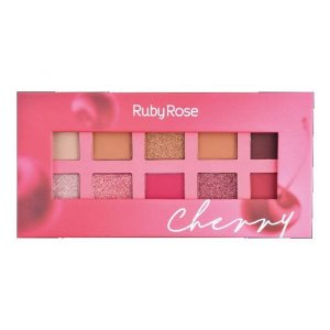 PALETA DE SOMBRAS CHERRY RUBY ROSE