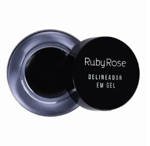 DELINEADOR EM GEL BLACK RUBY ROSE