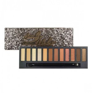 PALETA DE SOMBRAS SMOKEY NUDES SP COLORS