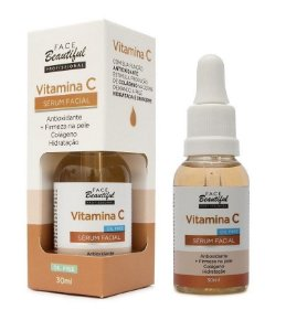 SÉRUM FACIAL VITAMINA C FACE BEAUTIFUL