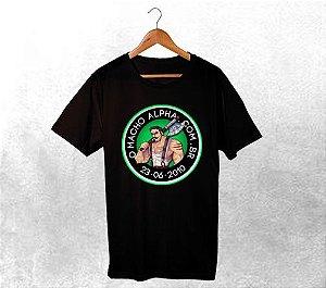 Camiseta O Macho Alpha