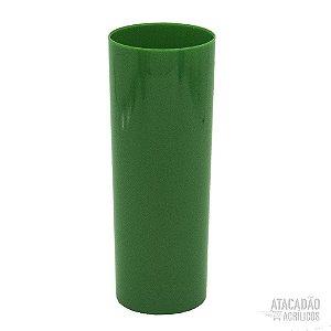 Copo Longdrink 355ml - Verde Bandeira