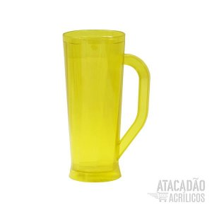 Caneca Long - Amarelo