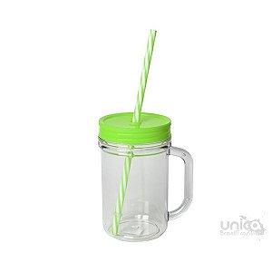 Mason Jar - Verde