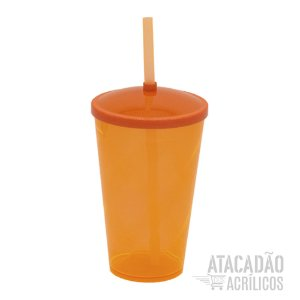 Twister 500 laranja neon