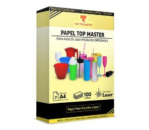 PAPEL TOP MASTER 100GRS
