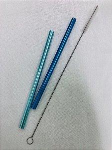 Kit 2 Caipincaudos Ocean (Especial para sua Caipirinha) + Escova Higienizadora
