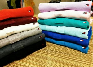KIT 10 CAMISAS POLO TH - CORES VARIADAS