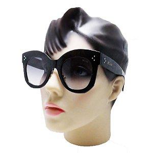 6651575f513df Oculos De Sol Redondo Retro Vintage Grande Lente Degrade - Óculos ...