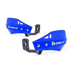 Protetor De Mão Biker Mx1 Azul