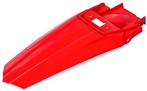 Paralama Traseiro Biker El1te Honda Crf 230 Vermelho