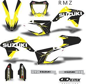 Kit Adesivo 3M  Suzuki  BLIZZARD Full