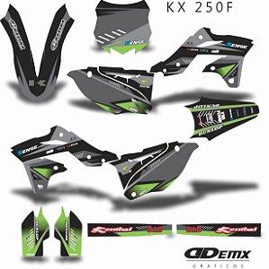 Kit Adesivo 3M RIP RISK GRADIENT Kxf 250