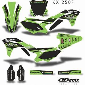 Kit Adesivo 3M PRO RACING Kxf 250